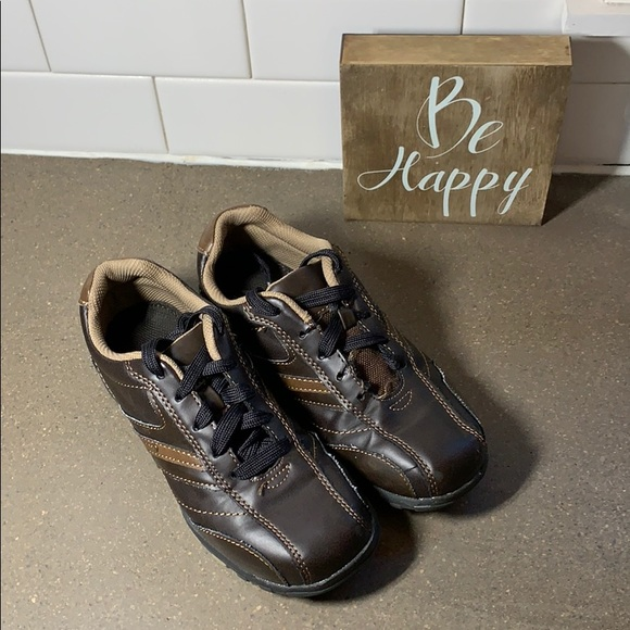 Target Shoes   Boys Brown Dresscasual